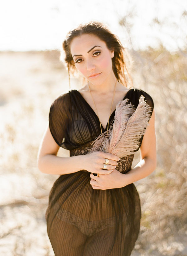 Outdoor Palm Springs Desert Gypsy Boudoir Randi Marie Photography (55)