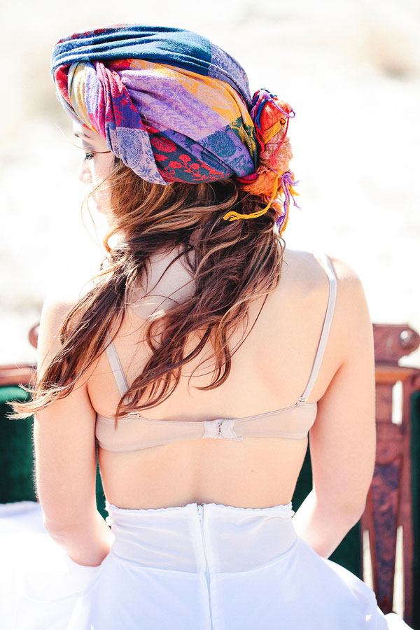 Outdoor Palm Springs Desert Gypsy Boudoir Randi Marie Photography (8)