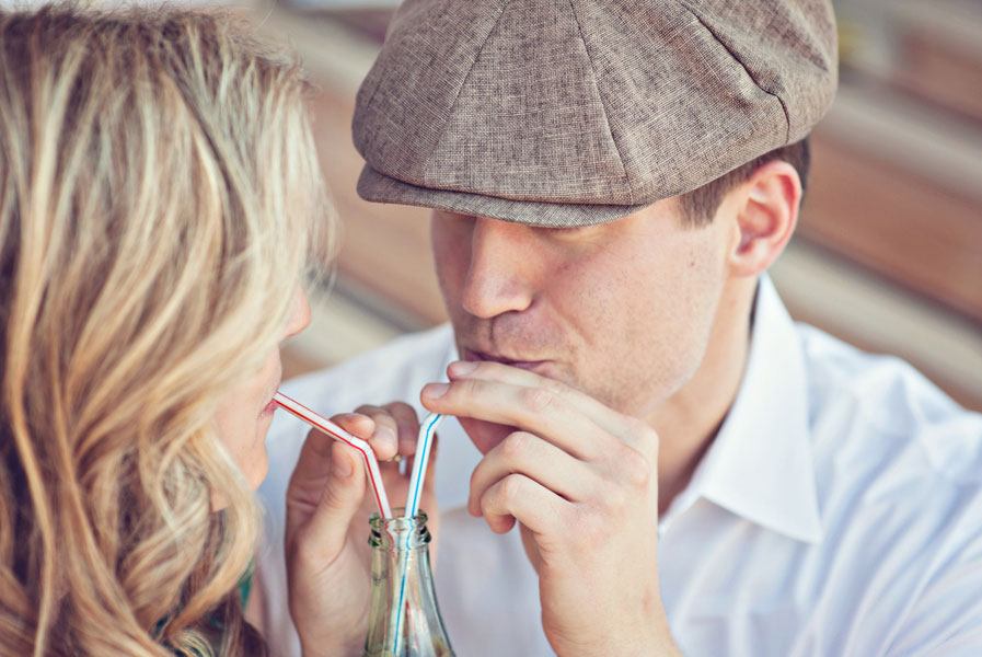 Vintage Carnival Engagement Photos Leah Moss Photography (13)