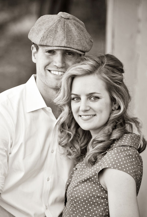 Vintage Carnival Engagement Photos Leah Moss Photography (21)