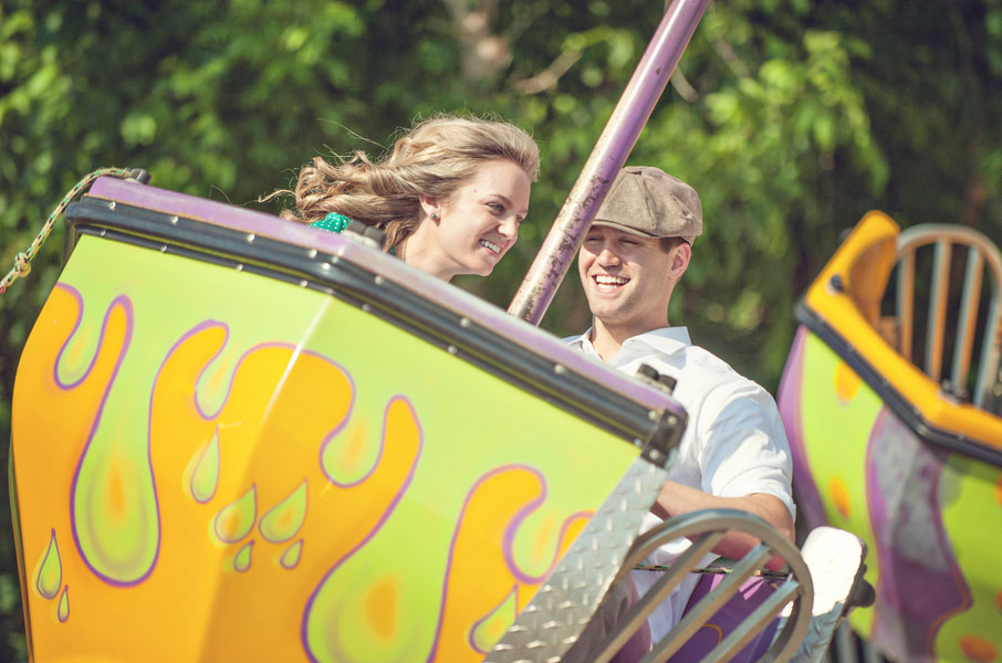 Vintage Carnival Engagement Photos Leah Moss Photography (24)