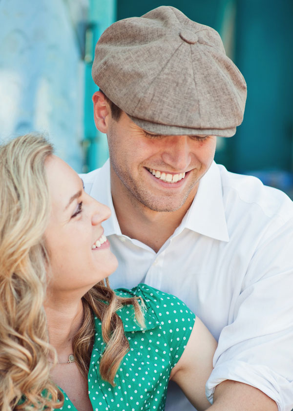 Vintage Carnival Engagement Photos Leah Moss Photography (32)