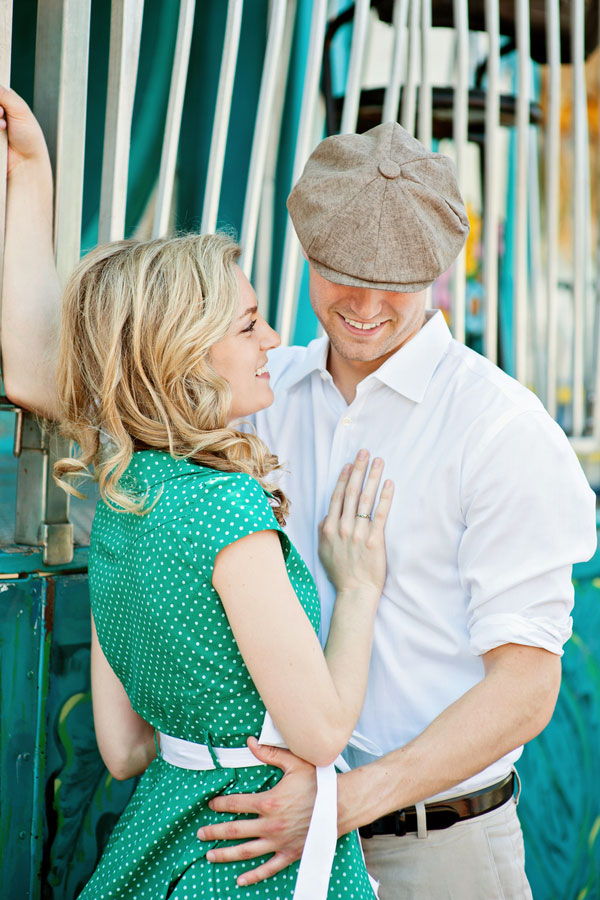 Vintage Carnival Engagement Photos Leah Moss Photography (35)