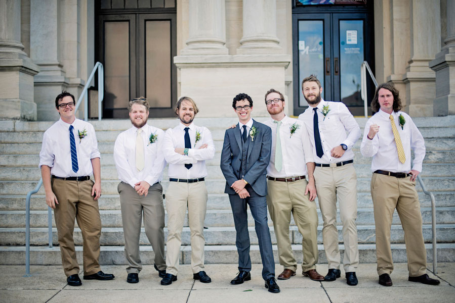 Eclectic Pensacola Barkley House Wedding Jordan Burch Photography (9)