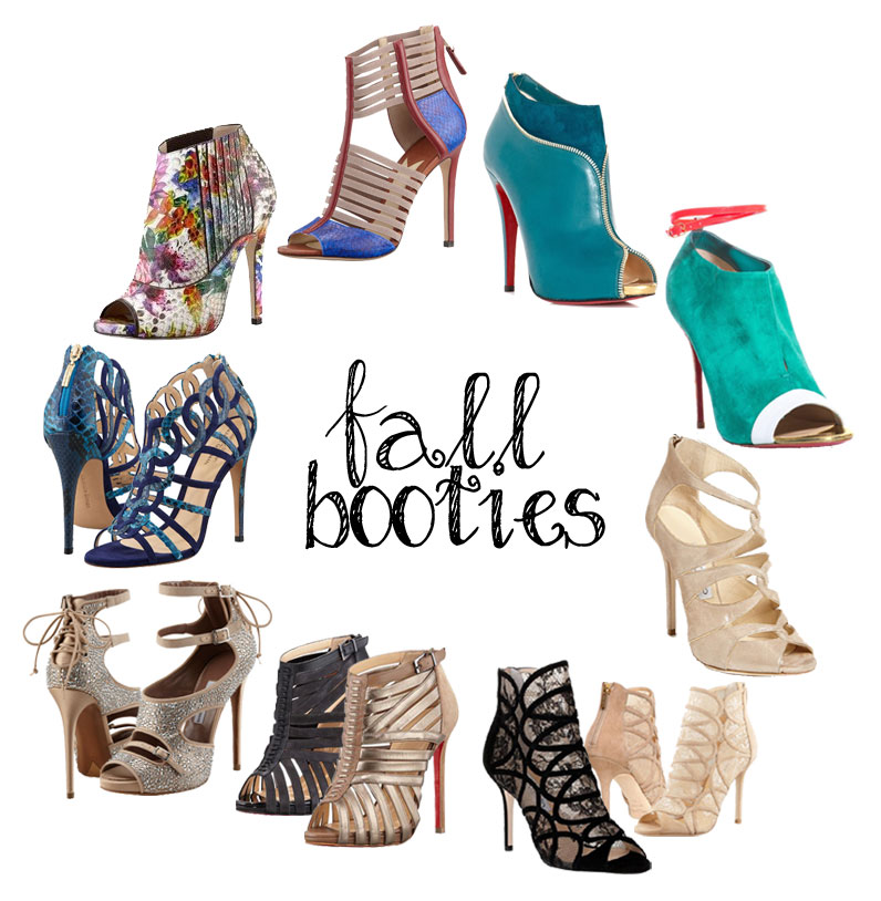Why It Works Wednesday: Fall Wedding Ankle Booties To Keep Your Feet Warm & Gorgeous