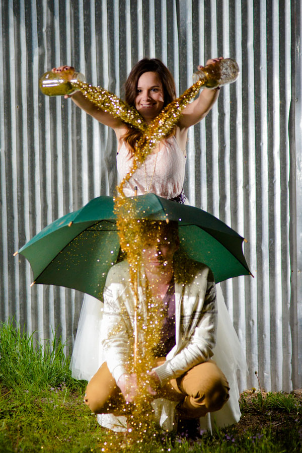 Make It Rain Glitter Engagement Session Elevate Photography (6)