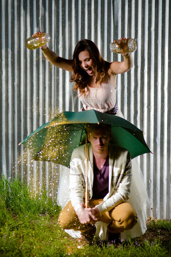 Make It Rain Glitter Engagement Session Elevate Photography (8)
