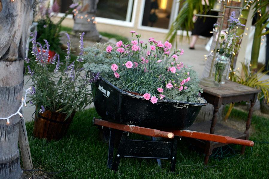 Rancho Cucamonga Elevated Backyard California Wedding AlliChelle Photography (30)