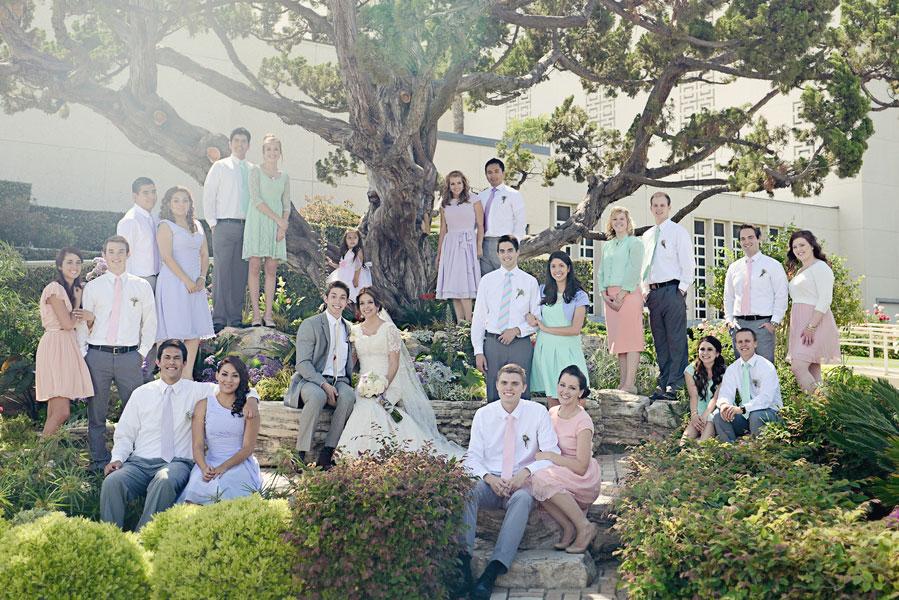 Rancho Cucamonga Elevated Backyard California Wedding AlliChelle Photography (9)