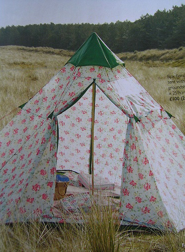 Outdoor Glamping Tent