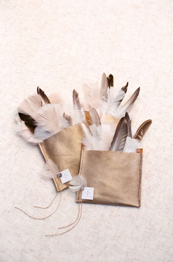 Pocket Full of Feathers