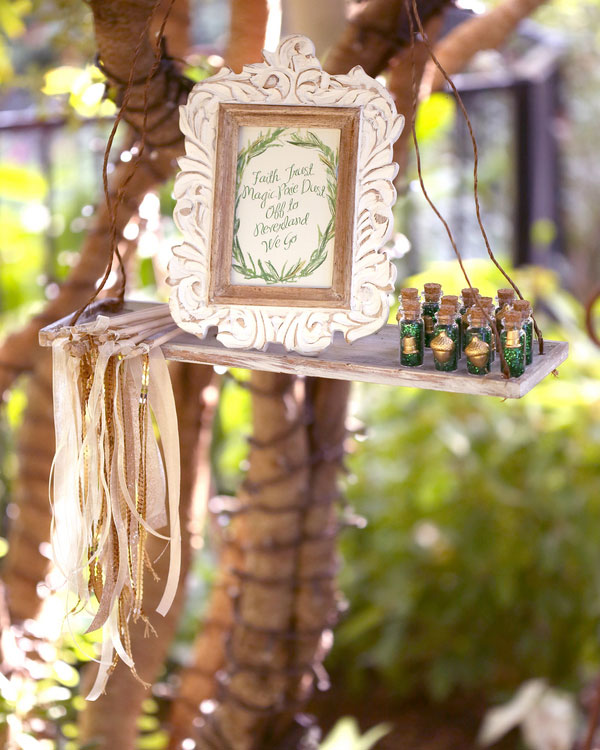 Wendy Darling Tinkerbell Peter Pan Neverland Fantasy Wedding Andy Sams Photography (14)