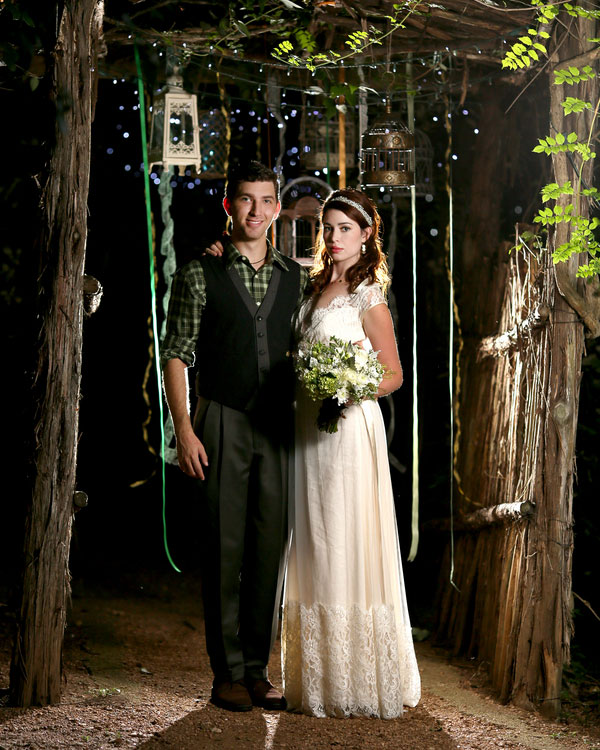 Wendy Darling Tinkerbell Peter Pan Neverland Fantasy Wedding Andy Sams Photography (48)